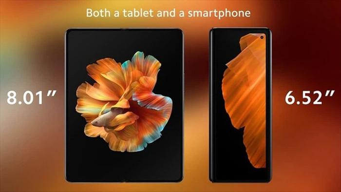 Xiaomi ra mắt smartphone màn hình gập đầu tiên của hãng Mi Mix Fold - 2