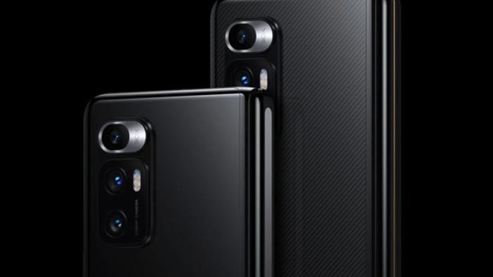 Xiaomi ra mắt smartphone màn hình gập đầu tiên của hãng Mi Mix Fold - 3