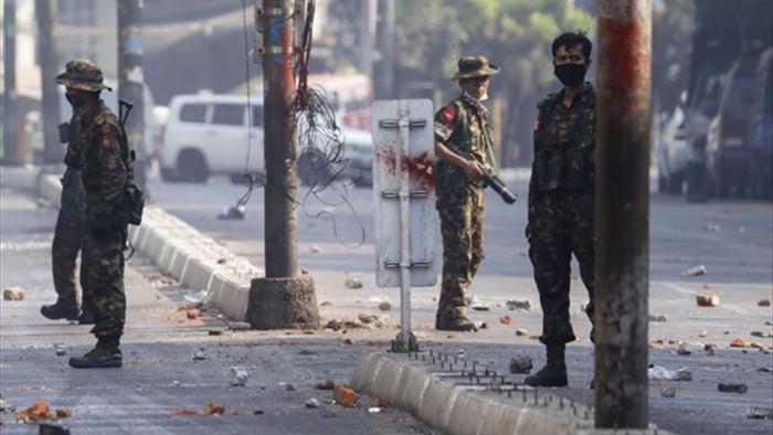 Đặc phái viên Liên hợp quốc kêu gọi hành động ngăn nguy cơ 'nội chiến' ở Myanmar - 1