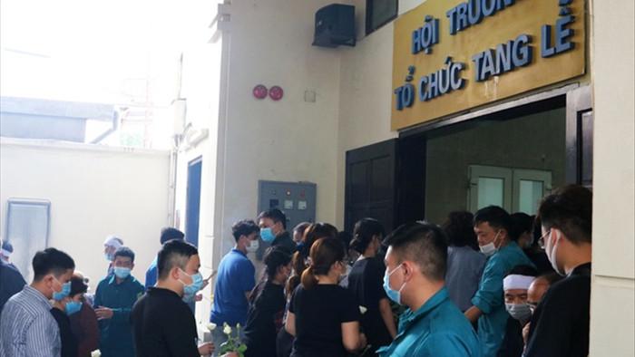 Hà Nội: Đau xót tiễn biệt cả gia đình 4 người tử vong trong vụ cháy - 3