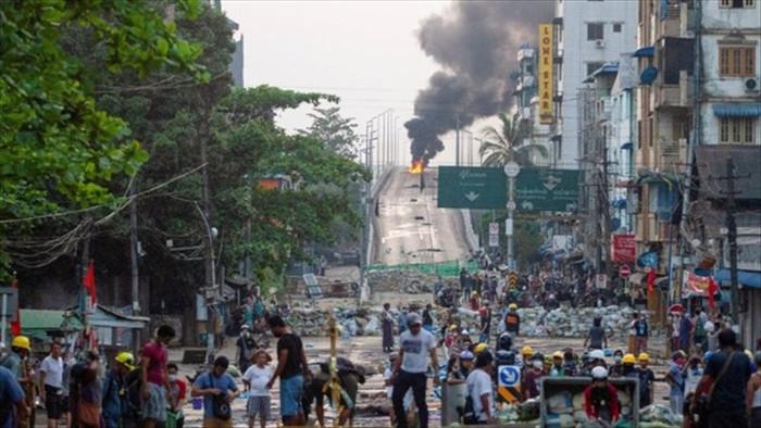 Nga phản đối các lệnh trừng phạt nhằm vào quân đội Myanmar - 1