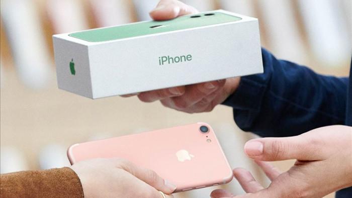 Giá trị iPhone cũ vừa được Apple nâng lên cho những ai tham gia