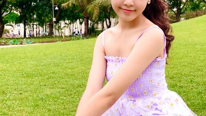 Nhan sắc tuổi 15 của con gái MC Quyền Linh - 5