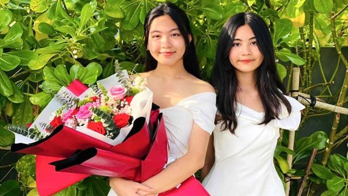 Nhan sắc tuổi 15 của con gái MC Quyền Linh - 4