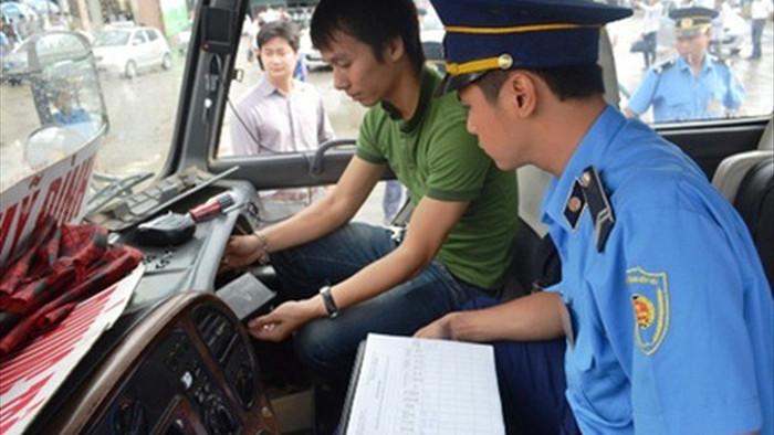 Sờ gáy doanh nghiệp vận tải vi phạm về giám sát hành trình - 1