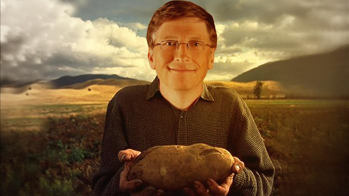 Bill Gates lần đầu tiết lộ lý do mình trở thành nông dân lớn nhất nước Mỹ - Ảnh 1.