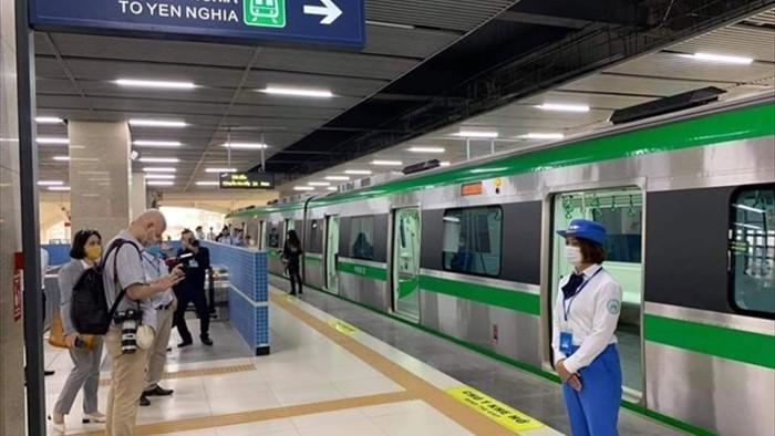 Hành khách sẽ đi tàu đường sắt trên cao Cát Linh - Hà Đông thế nào? - 11