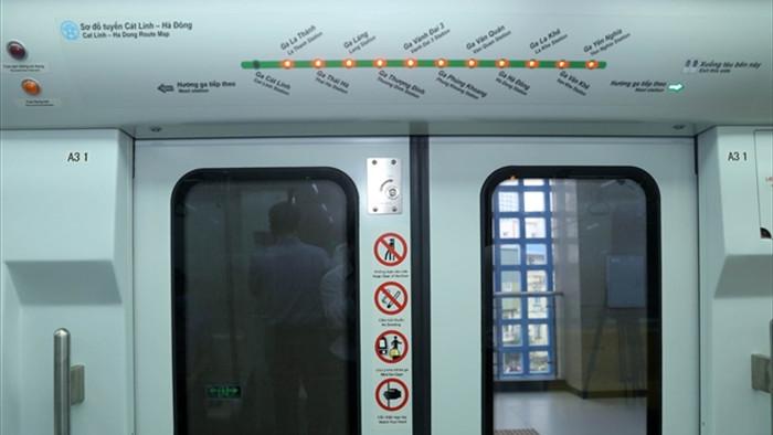 Hành khách sẽ đi tàu đường sắt trên cao Cát Linh - Hà Đông thế nào? - 17