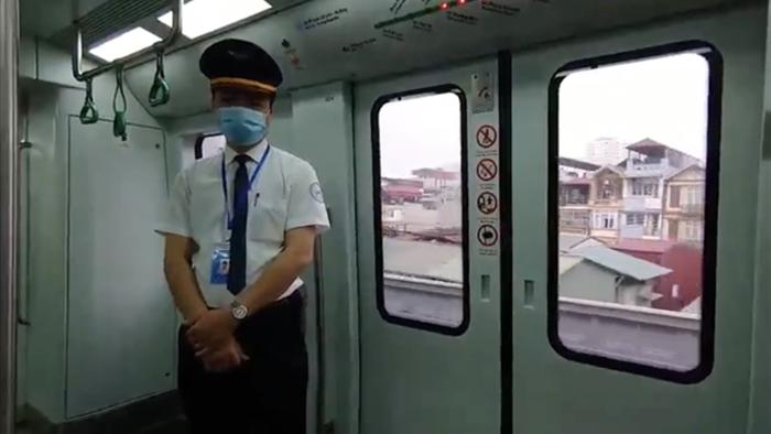 Hành khách sẽ đi tàu đường sắt trên cao Cát Linh - Hà Đông thế nào? - 18