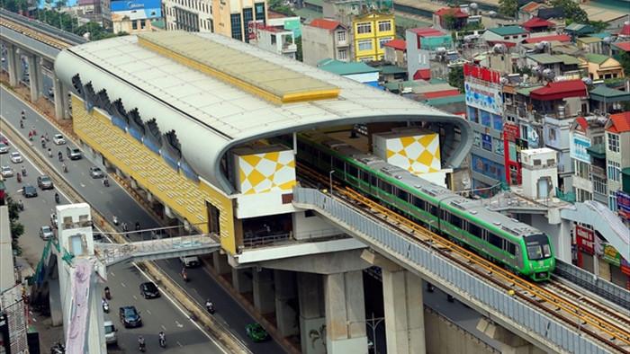Hành khách sẽ đi tàu đường sắt trên cao Cát Linh - Hà Đông thế nào? - 21