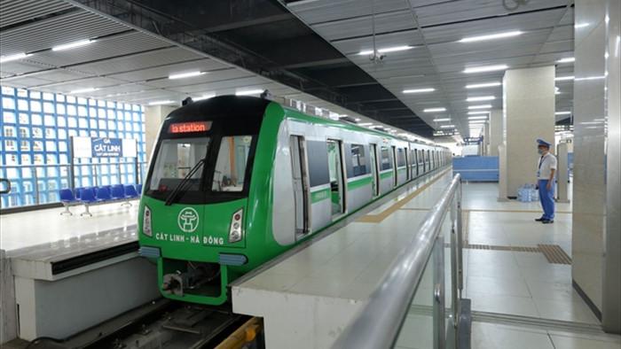 Hành khách sẽ đi tàu đường sắt trên cao Cát Linh - Hà Đông thế nào? - 22