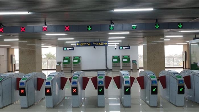 Hành khách sẽ đi tàu đường sắt trên cao Cát Linh - Hà Đông thế nào? - 24