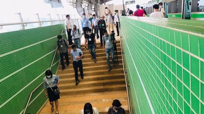 Hành khách sẽ đi tàu đường sắt trên cao Cát Linh - Hà Đông thế nào? - 27