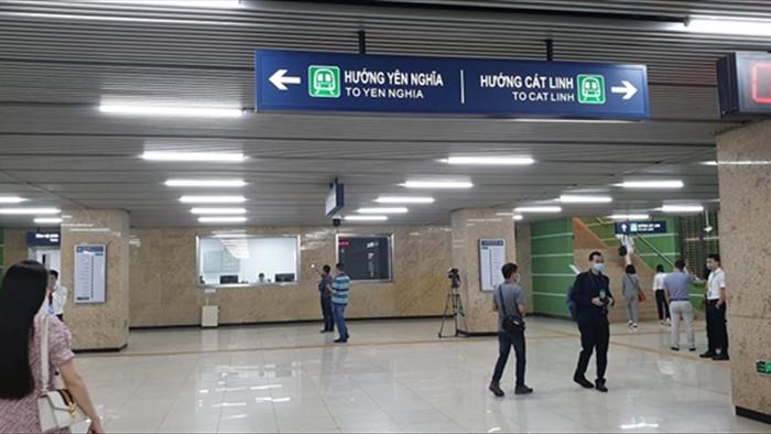 Hành khách sẽ đi tàu đường sắt trên cao Cát Linh - Hà Đông thế nào? - 3