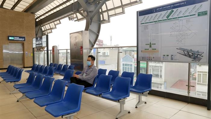 Hành khách sẽ đi tàu đường sắt trên cao Cát Linh - Hà Đông thế nào? - 5