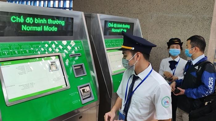Hành khách sẽ đi tàu đường sắt trên cao Cát Linh - Hà Đông thế nào? - 7