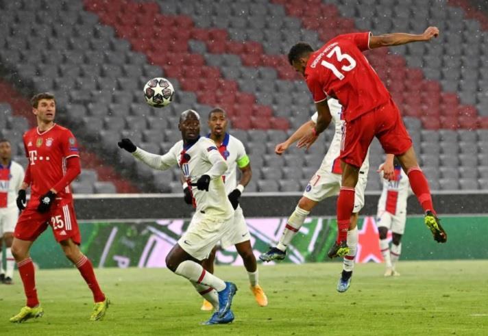Kết quả Cúp C1: Mbappe tỏa sáng, PSG thắng nghẹt thở Bayern Munich - 2