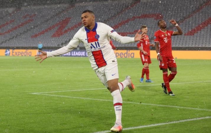 Kết quả Cúp C1: Mbappe tỏa sáng, PSG thắng nghẹt thở Bayern Munich - 1