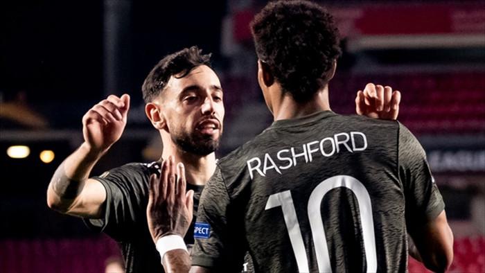 Thắng dễ Granada, MU sáng cửa vào bán kết Europa League - 1