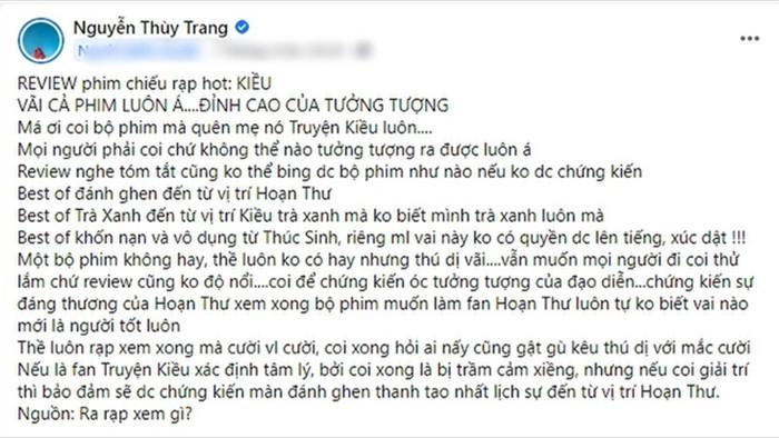 Phim 'Kiều' ngập cảnh nóng kém sang, Kiều bị biến thành 'trà xanh' mờ nhạt? - 14