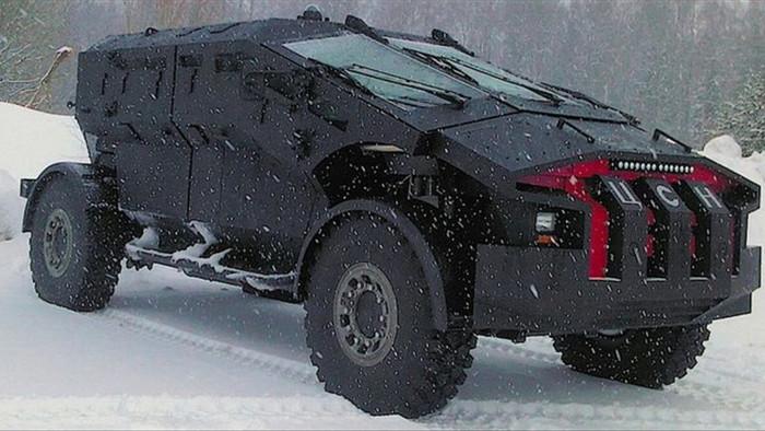 Những khủng long trong thế giới xe quân sự - 14