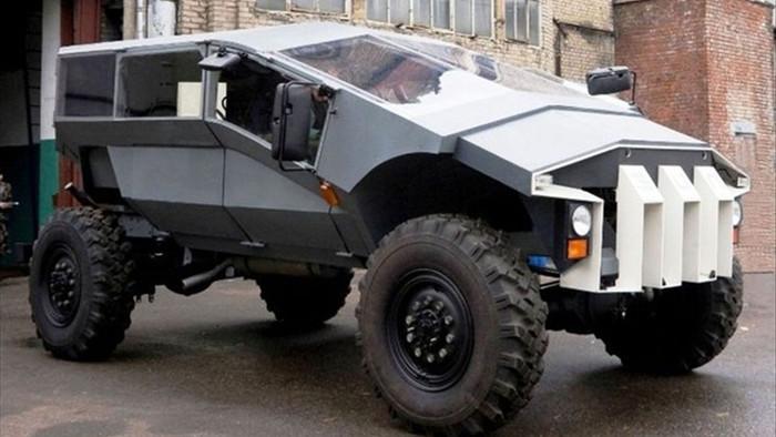 Những khủng long trong thế giới xe quân sự - 13