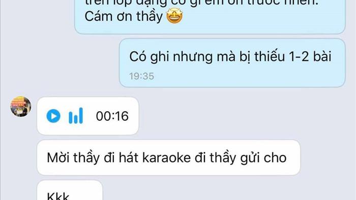Gợi ý nữ sinh đi karaoke, nhân viên trung tâm thể dục bị đuổi việc