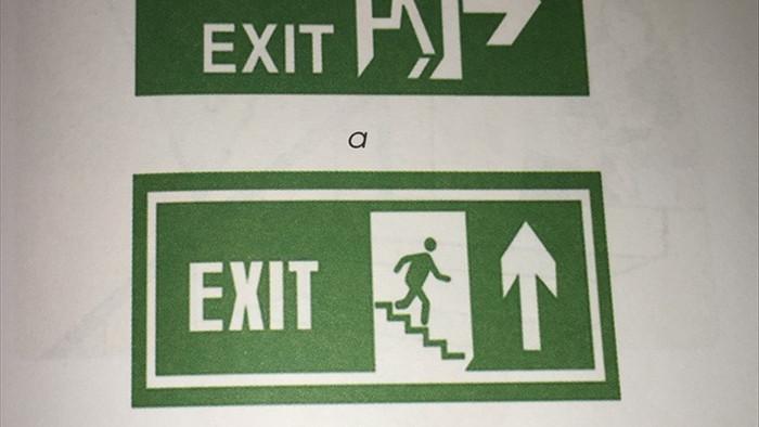 Làm thế nào để xác định lối thoát nạn an toàn khi có cháy? - 4