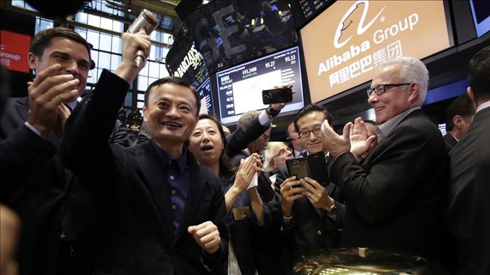 IPO lớn nhất trong lịch sử công nghệ Mỹ không phải là Apple hay Amazon mà là công ty Trung Quốc
