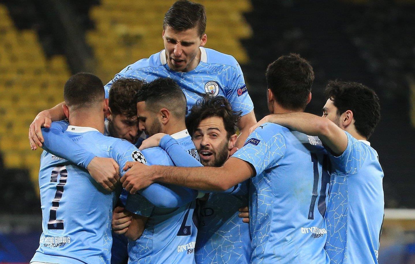 Kết quả Champions League: Foden tỏa sáng, Man City thắng ngược Dortmund - 2