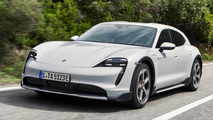 Những mẫu xe chạy điện hạng sang được trông đợi nhất hiện nay (P.5) - 3
