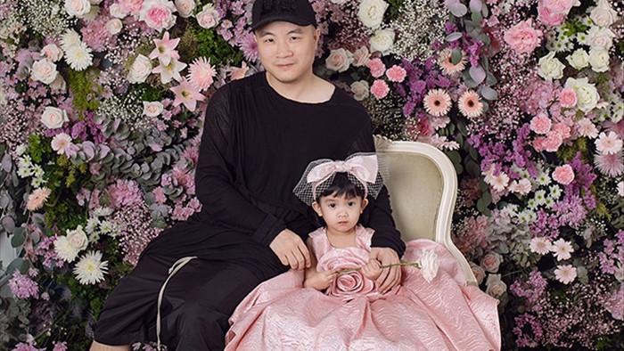 Dàn sao diện sắc hồng mừng sinh nhật con gái NTK Đỗ Mạnh Cường - 1