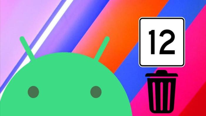 """Android 12 cũng sẽ có """"thùng rác"""" - Ảnh 1."""