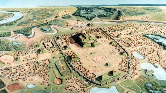 Giải mã bí ẩn thành phố cổ của thổ dân da đỏ ở châu Mỹ bị bỏ hoang - 1