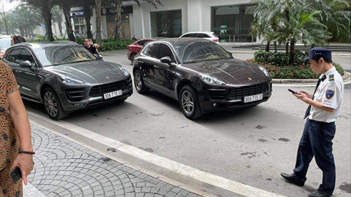 Chủ nhân thực sự xe Porsche vụ trùng biển số ở Times City là ai?