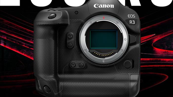 Canon EOS R3 sẽ ra mắt cuối năm nay - 1