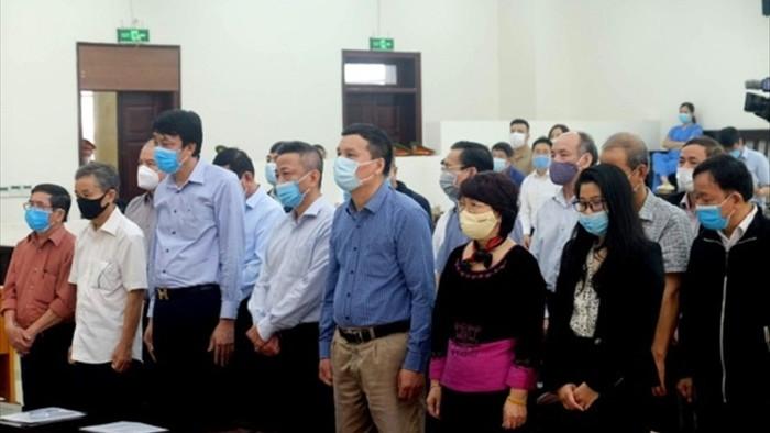 Tòa tuyên án 19 bị cáo gây thất thoát 830 tỷ đồng dự án Gang thép Thái Nguyên - 1