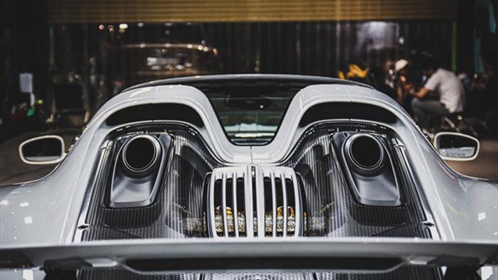 Siêu xe đắt nhất của Porsche về Việt Nam, giá khoảng 60 tỷ đồng - 8