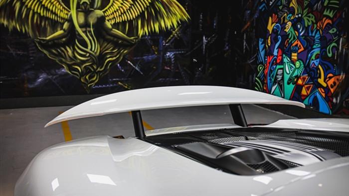 Siêu xe đắt nhất của Porsche về Việt Nam, giá khoảng 60 tỷ đồng - 10