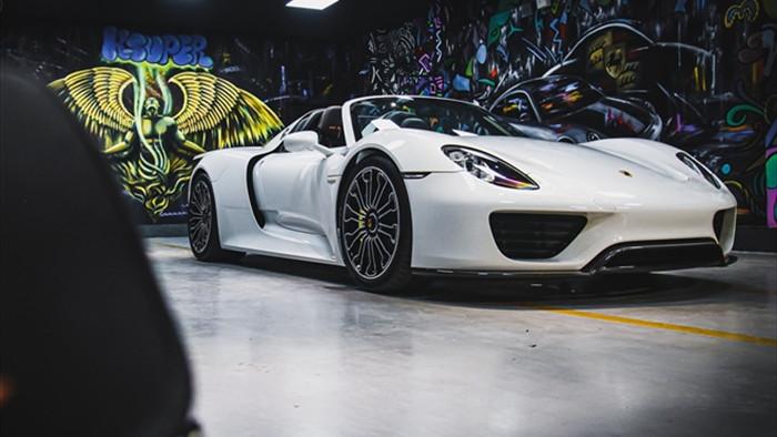 Siêu xe đắt nhất của Porsche về Việt Nam, giá khoảng 60 tỷ đồng - 3