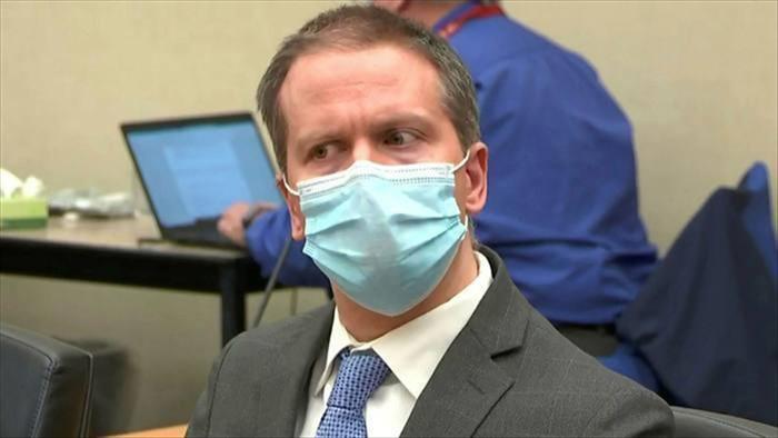 Cảnh sát ghì chết George Floyd bị kết án, Biden gọi điện cho gia đình nạn nhân - 1