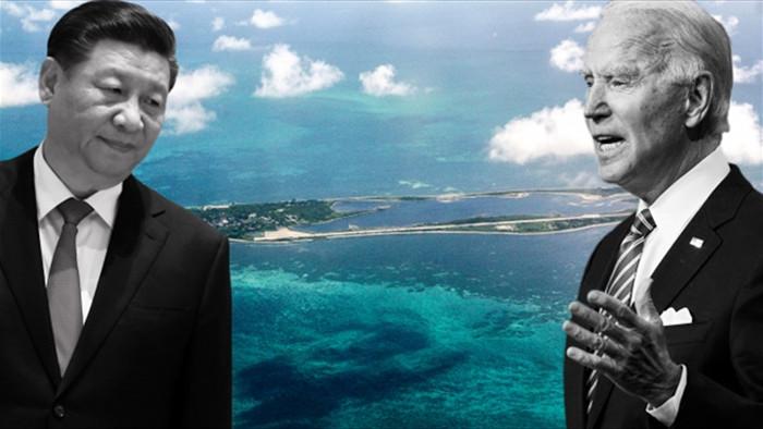 Vì sao Mỹ liên tục đưa tàu chiến đến Biển Đông sau khi ông Biden nắm quyền? - 3