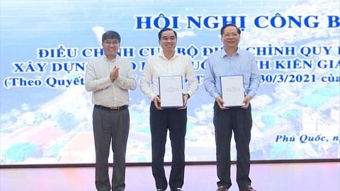 Điều chỉnh quy hoạch chung xây dựng Phú Quốc đến 2030 - 1