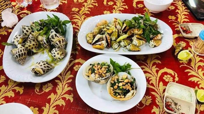 Một nhà hàng ở Nha Trang bị tố chặt chém 1,8 triệu đồng/kg ốc hương - 3