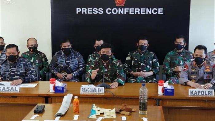 Indonesia phát hiện manh mối mới về nguyên nhân khiến tàu ngầm bị đắm - 2
