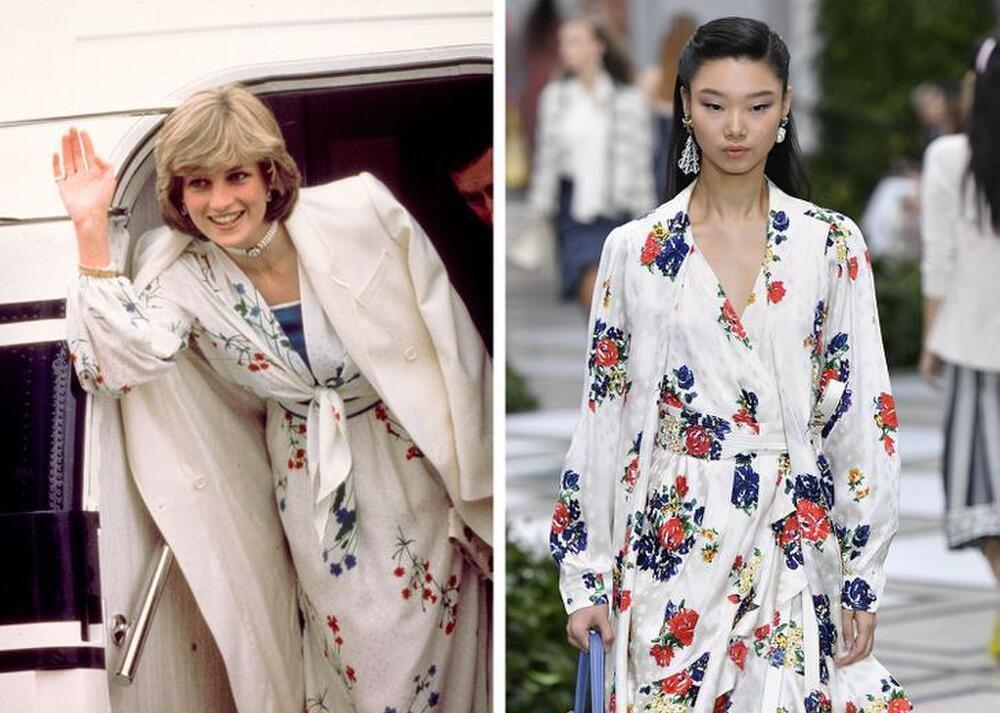 Thời trang Công nương Diana vẫn hot hòn họt tới tận ngày nay-1