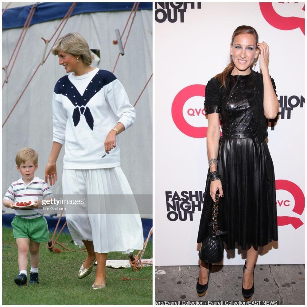 Thời trang Công nương Diana vẫn hot hòn họt tới tận ngày nay-2