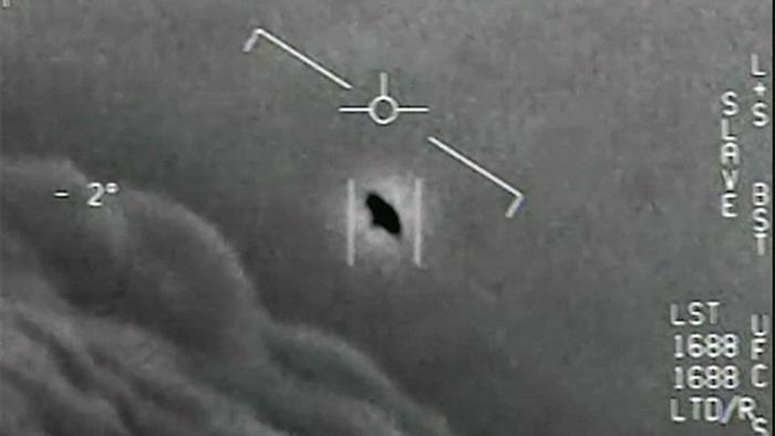 My sap cong bo bao cao ve UFO anh 2