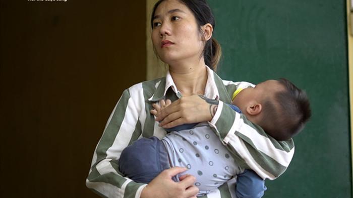 Nhà trẻ đặc biệt của những em bé sinh ra trong trại giam  - 8