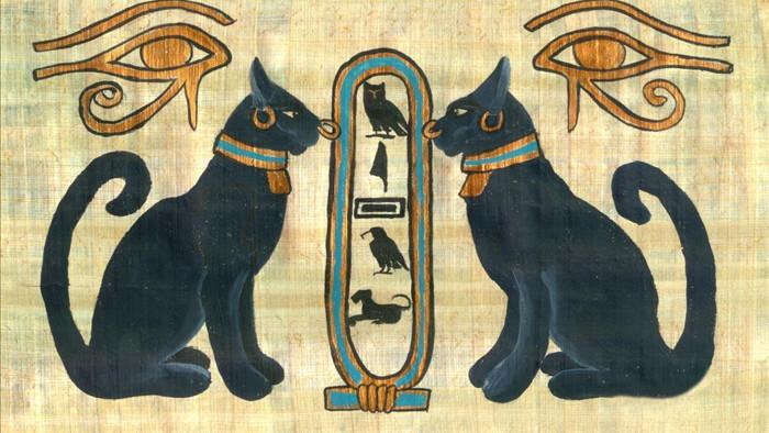 Tại sao người Ai Cập cổ đại lại bị ám ảnh bởi loài mèo? - Ảnh 1.